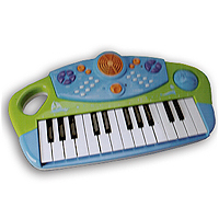 Игрушка - Potex Синтезатор Potex Summer Piano, 25 клавиш, арт.658В