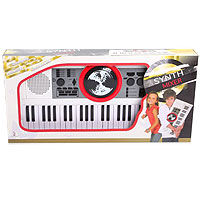 Игрушка - Potex Синтезатор Synth Mixer, 49 клавиш, Potex, арт.527B