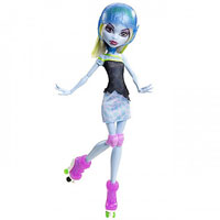 Игрушка - Mattel Monster High, Эбби Боминабл, серия Спорт