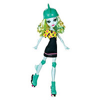 Игрушка - Mattel Monster High, Лагуна Блю, серия Спорт