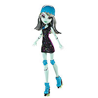 Игрушка - Mattel Monster High, Франки Штейн, серия Спорт