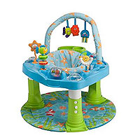 Игрушка - Evenflo Игровой центр Evenflo ExerSaucer Double Fun